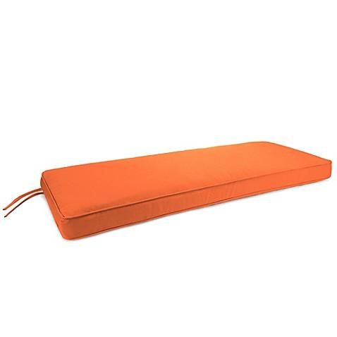 Buy 18 Inch x 48 Inch 2 Person Bench Cushion in Sunbrella