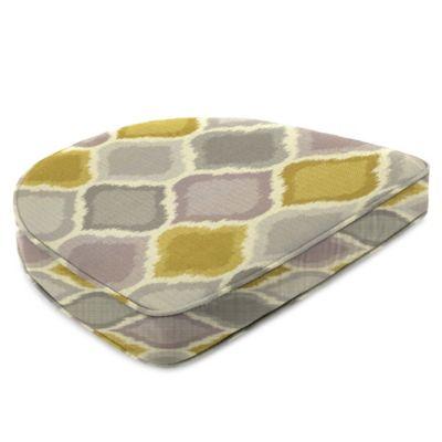 19-1/2-Inch x 19-1/2-Inch Dining Chair Cushion in Sunbrella® Empire Dawn