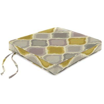 Sunbrella® 20-Inch Chair Cushion in Empire Dawn