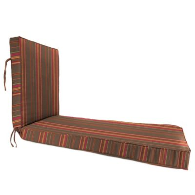 68-Inch x 24-Inch Chaise Lounge Cushion in Sunbrella® Stanton Brownstone