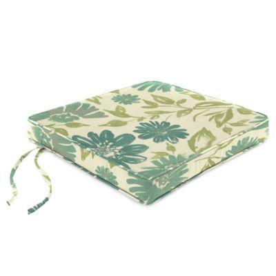 Sunbrella® 18-Inch Chair Cushion in Violetta Baltic