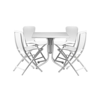 Outdoor Dining Chairs Set