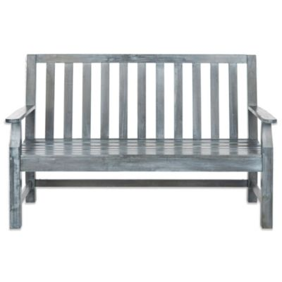 Safavieh Indaka Bench in Grey