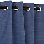 Pawleys Island Sunbrella Outdoor Curtain in Blue
