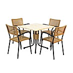 Nardi Artica 5-Piece Dining Chair Set