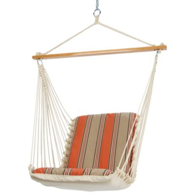 Pawleys Island Outdoor Single Cushioned Swing