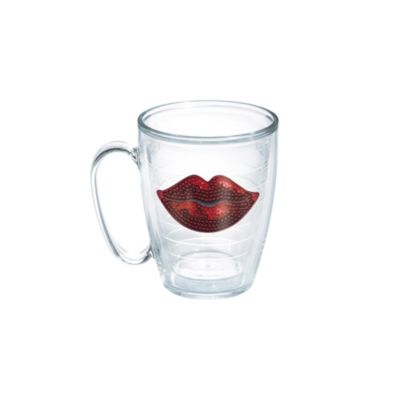 Tervis® Tumbler Red Lips 15-Ounce Mug