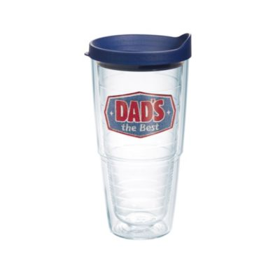 Tervis® Hallmark Best Dad Denim 24 oz. Tumbler with Lid