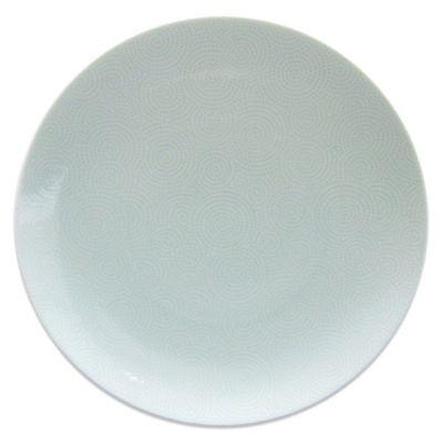 Green Porcelain Platters