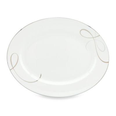 Lenox® Adorn 13-Inch Oval Platter