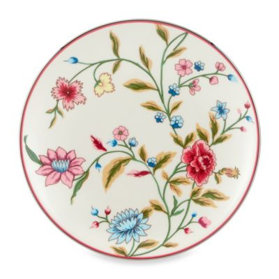 Scalamandre by Lenox® Bouvier 9-Inch Accent Plate