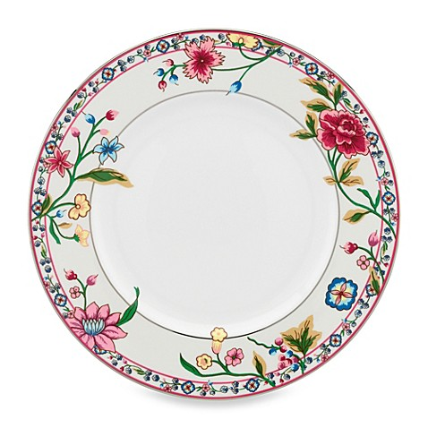 Scalamandre by Lenox® Bouvier 10.75-Inch Dinner Plate