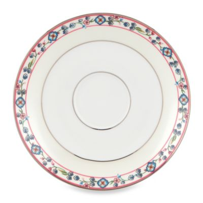 Scalamandre by Lenox® Bouvier 5.5-Inch Saucer
