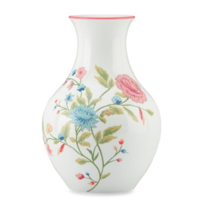 Scalamandre by Lenox® Bouvier 9.25-Inch Medium Vase