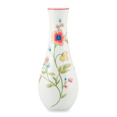 Scalamandre by Lenox® Bouvier 8.5-Inch Bud Vase