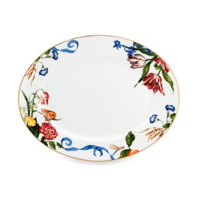 Scalamandre 13-Inch Oval Platter