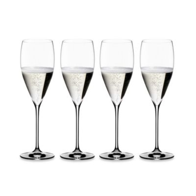 Riedel® Vinum XL Vintage Champagne Glass Buy 3 Get 4 Value Set