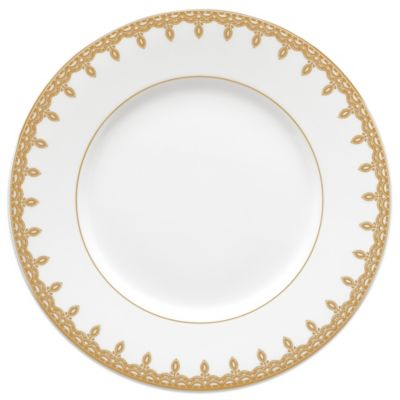 Waterford® Lismore Lace 9-Inch Accent Plate in Gold