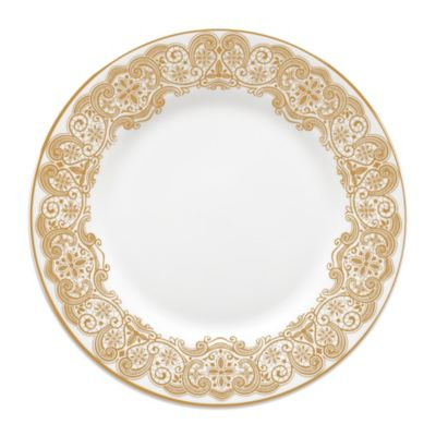 Waterford® Lismore Lace 8-Inch Salad Plate in Gold