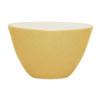 Noritake® Colorwave 4-Inch Mini Bowl in Mustard