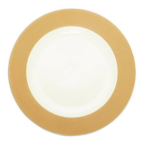 Noritake® Colorwave Rim Dinner Plate in Suede