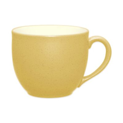 Noritake® Colorwave 9-Ounce Cup in Mustard
