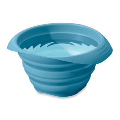 Pet Collaps-a-Bowl in Blue