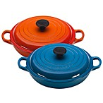 Le Creuset® Signature 1.5-Quart Braisers
