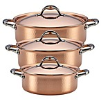 Ruffoni Symphonia Cupra Covered Copper Braiser