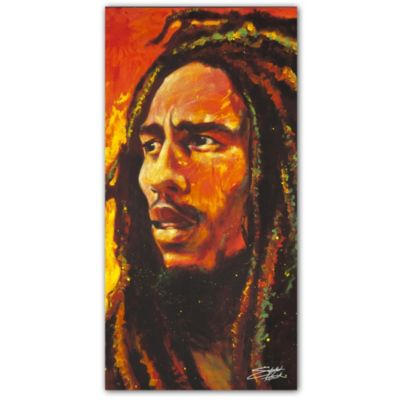 Stephen Fishwick Marley Printed Canvas Wall Art