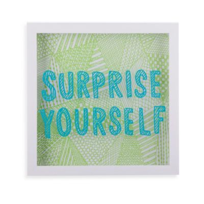 Umbra® Surprise Yourself Wall Décor