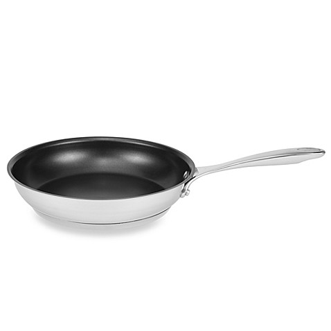 buy curtis stone steelworks 12 inch fry pan from bed bath beyond. Black Bedroom Furniture Sets. Home Design Ideas