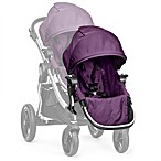 Baby Jogger® City Select® Silver Frame Second Seat Kit in Amethyst
