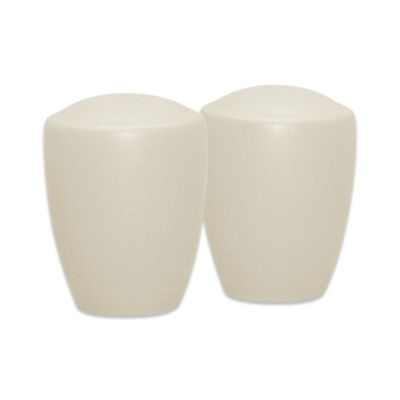 Noritake® Colorwave Salt & Pepper Shaker Set in Cream
