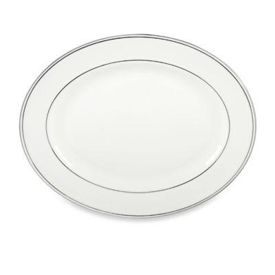 Lenox® Federal Platinum 13-Inch Oval Platter