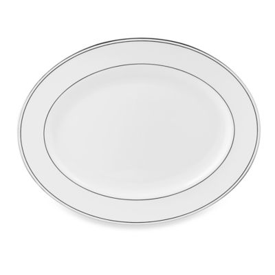 Federal Platinum Oval Platter