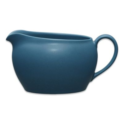 Noritake® Colorwave Blue 20-Ounce Gravy Boat