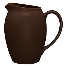 Noritake® Colorwave Pitcher in Chocolate