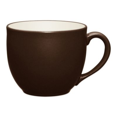 Noritake® Colorwave Cup in Chocolate