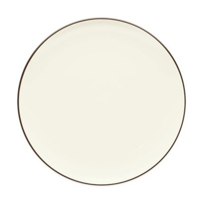 Noritake® Colorwave 12-Inch Round Platter in Chocolate