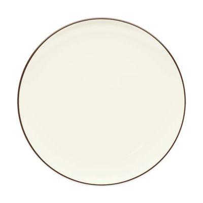Chocolate Round Platter