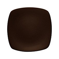 Noritake® Colorwave Mini Quad Plate in Chocolate