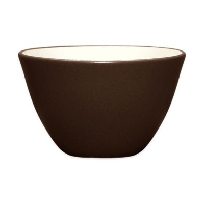 Noritake® Colorwave Mini Bowl in Chocolate