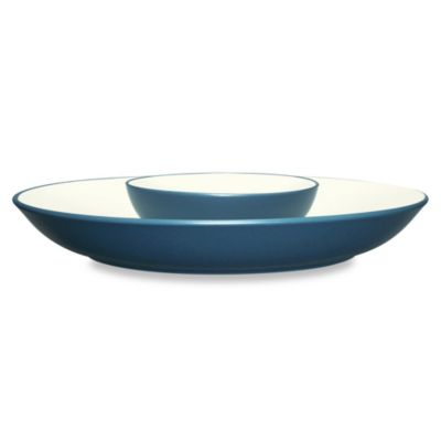 Noritake® Colorwave Chip Dip Appetizer Servers