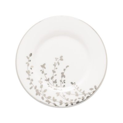 Kate Spade New York Platinum Saucer