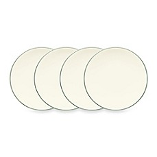 Noritake® Colorwave Mini Plates in Green (Set of 4)