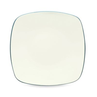 Noritake® Colorwave Square Dinner Plate in Blue