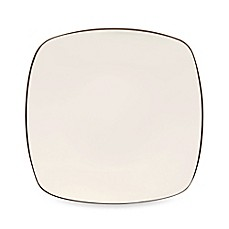 Noritake® Colorwave Square Salad Plate in Chocolate
