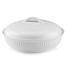 Mikasa® Italian Countryside Covered Oval Casserole Dish
