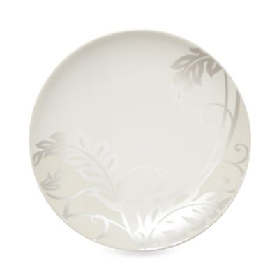 Noritake® Colorwave Plume Accent Plate in Cream